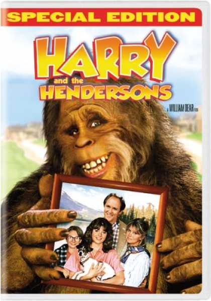 Bestselling Movies (2007) - Harry and the Hendersons (Special Edition) by William Dear