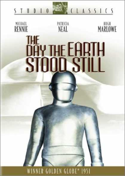 Bestselling Movies (2007) - The Day the Earth Stood Still by Robert Wise