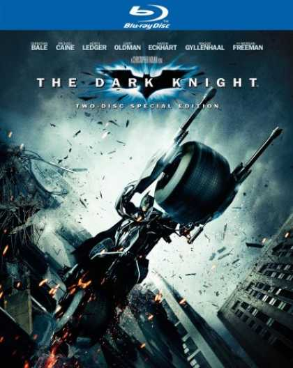 Bestselling Movies (2008) - The Dark Knight (+ Digital Copy and BD Live) [Blu-ray]