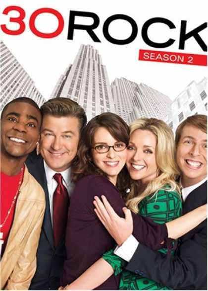 Bestselling Movies (2008) - 30 Rock: Season 2