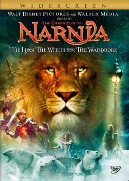 Bestselling Movies (2008) - The Chronicles of Narnia - The Lion, the Witch and the Wardrobe (Widescreen Edit