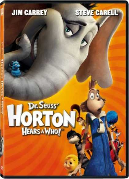 Bestselling Movies (2008) - Horton Hears a Who (Widescreen and Full-Screen Single-Disc Edition)