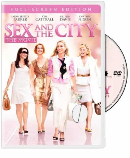 Bestselling Movies (2008) - Sex and the City - The Movie (Full Screen Edition) by Michael Patrick King