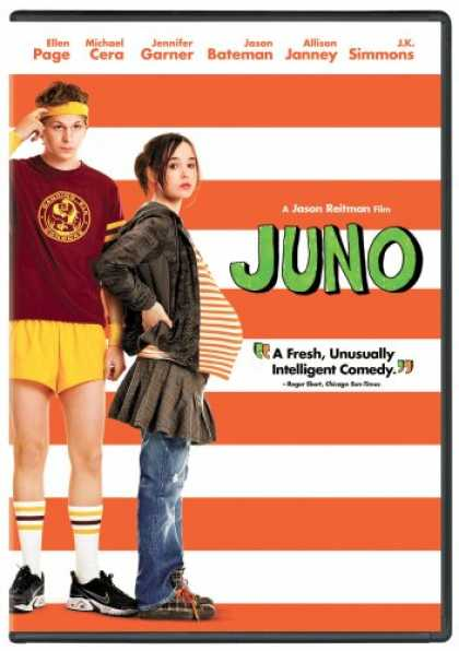 Bestselling Movies (2008) - Juno (Single-Disc Edition) by Jason Reitman