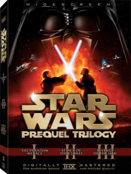 Bestselling Movies (2008) - Star Wars Prequel Trilogy