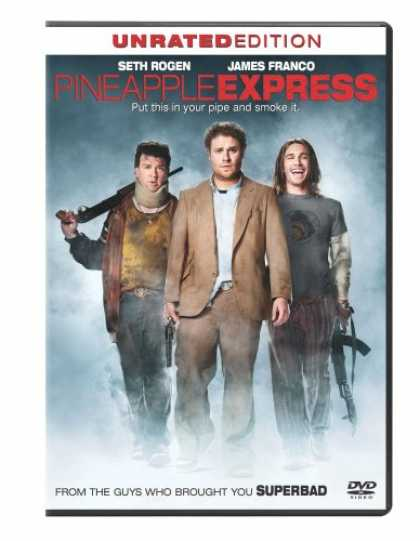 Bestselling Movies (2008) - Pineapple Express (Single-Disc Unrated Edition) by David Gordon Green
