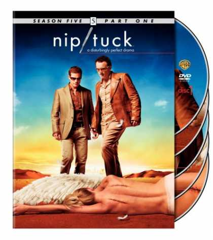 Bestselling Movies (2008) - Nip/Tuck - Season 5, Part 1