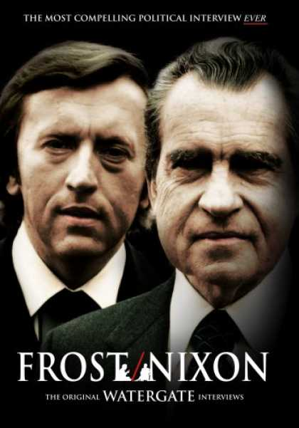 Bestselling Movies (2008) - Frost/Nixon: The Original Watergate Interviews by Jorn Winther