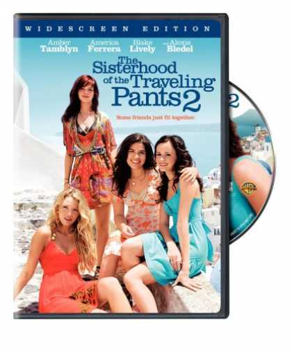 Bestselling Movies (2008) - The Sisterhood of the Traveling Pants 2 (Widescreen Edition)