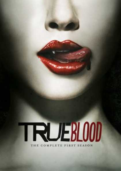 Bestselling Movies (2008) - True Blood: The Complete First Season (HBO Series)