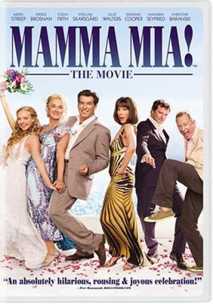 Bestselling Movies (2008) - Mamma Mia! The Movie (Widescreen)