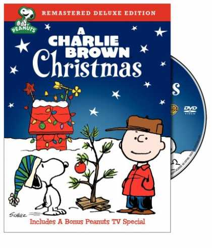 Bestselling Movies (2008) - A Charlie Brown Christmas (Remastered Deluxe Edition)
