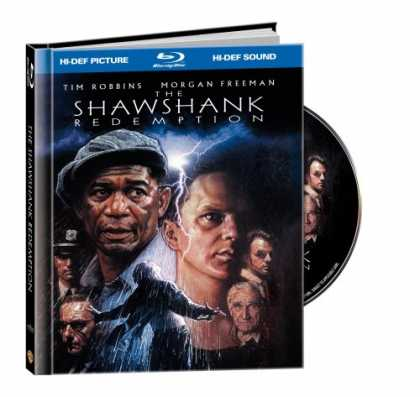Bestselling Movies (2008) - The Shawshank Redemption (Blu-ray Book) [Blu-ray] by Frank Darabont