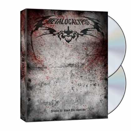 Bestselling Movies (2008) - Metalocalypse - Season 2