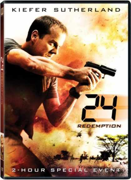 Bestselling Movies (2008) - 24: Redemption by Jon Cassar