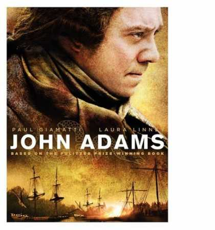 Bestselling Movies (2008) - John Adams (HBO Miniseries)