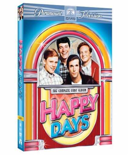 Bestselling Movies (2008) - Happy Days - The Complete First Season by Art Fisher
