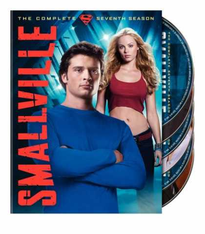 Bestselling Movies (2008) - Smallville - The Complete Seventh Season