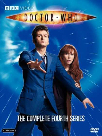 Bestselling Movies (2008) - Doctor Who: The Complete Fourth Series