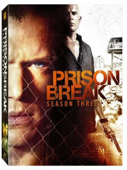 Bestselling Movies (2008) - Prison Break - Season 3