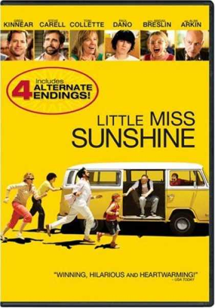 Bestselling Movies (2008) - Little Miss Sunshine by Valerie Faris