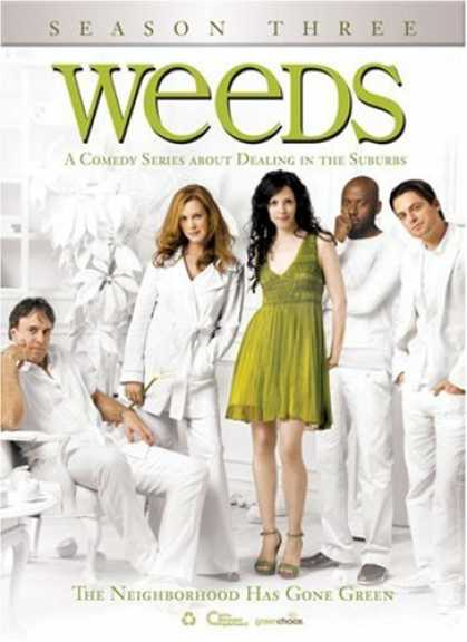 Bestselling Movies (2008) - Weeds - Season Three by Craig Zisk