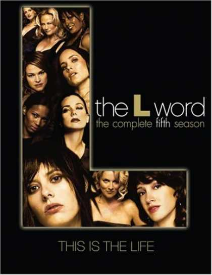 Bestselling Movies (2008) - The L Word - The Complete Fifth Season by Angela Robinson
