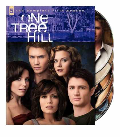 Bestselling Movies (2008) - One Tree Hill - The Complete Fifth Season (+ Digital Copy) by David Jackson