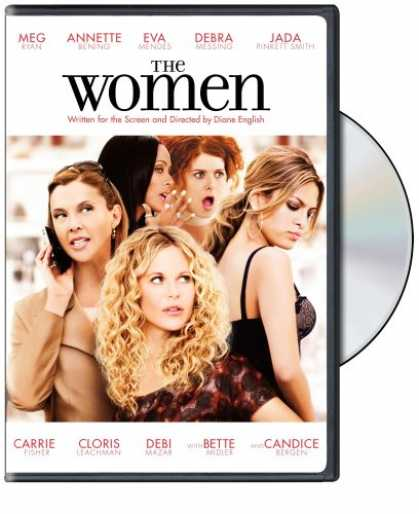 Bestselling Movies (2008) - The Women