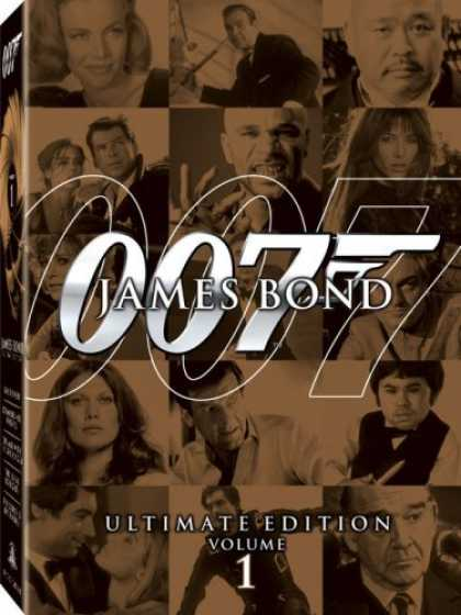 Bestselling Movies (2008) - James Bond Ultimate Edition - Vol. 1 (The Man with the Golden Gun / Goldfinger /