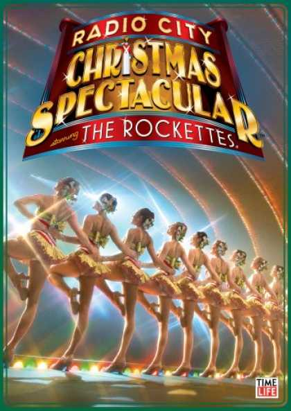 Bestselling Movies (2008) - Radio City Christmas Spectacular Starring The Rockettes by Various