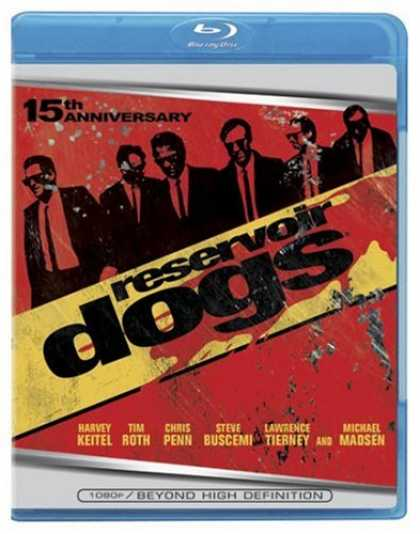 Bestselling Movies (2008) - Reservoir Dogs (15th Anniversary) [Blu-ray] by Quentin Tarantino