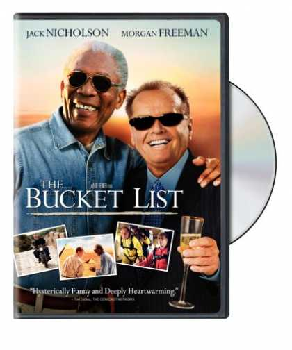 Bestselling Movies (2008) - The Bucket List