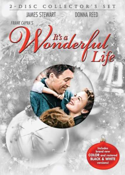 Bestselling Movies (2008) - It's A Wonderful Life (Two-Disc Collector's Set) (B/W & Color) by Frank Capra