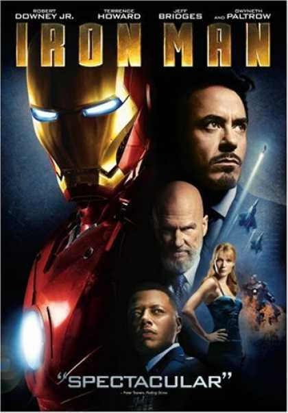 Bestselling Movies (2008) - Iron Man (Single-Disc Edition)