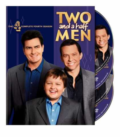 Bestselling Movies (2008) - Two and a Half Men - The Complete Fourth Season