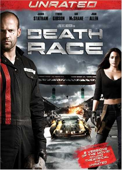 Bestselling Movies (2008) - Death Race (Unrated Edition) by Paul W.S. Anderson