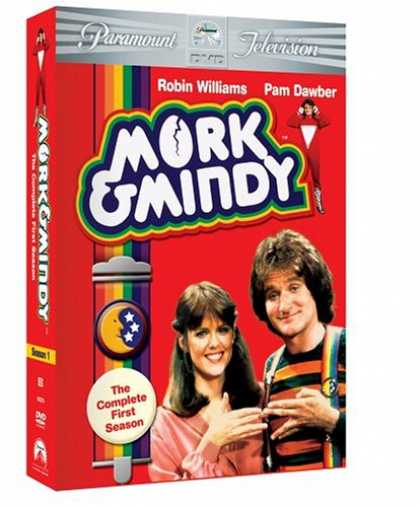 Bestselling Movies (2008) - Mork & Mindy - The Complete First Season by Jeff Chambers