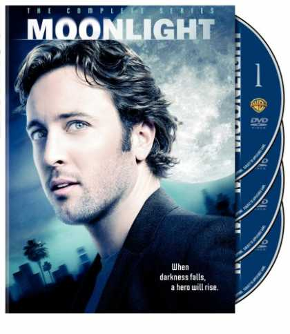 Bestselling Movies (2008) - Moonlight - The Complete Series