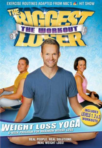 Bestselling Movies (2008) - The Biggest Loser: The Workout - Weight Loss Yoga by Cal Pozo