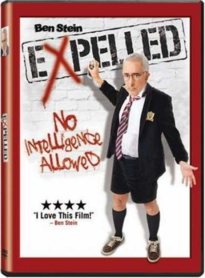Bestselling Movies (2008) - Expelled: No Intelligence Allowed by Nathan Frankowski