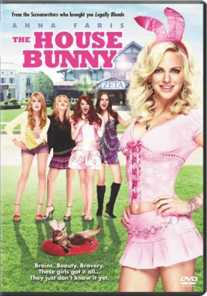 Bestselling Movies (2008) - The House Bunny