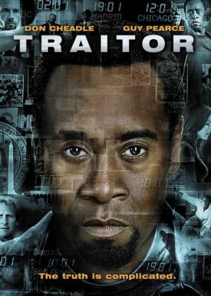 Bestselling Movies (2008) - Traitor by Jeffrey Nachmanoff