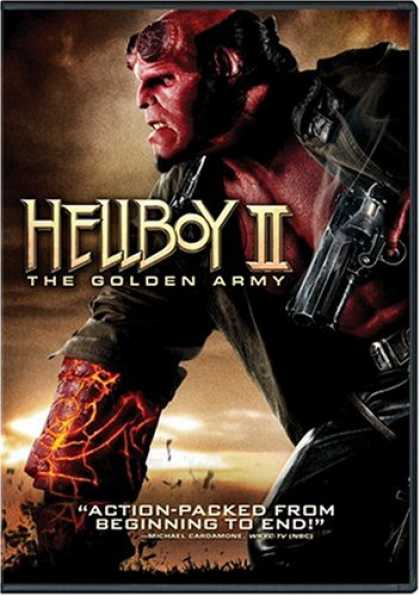 Bestselling Movies (2008) - Hellboy II: The Golden Army (Widescreen)