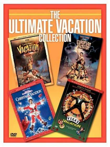 Bestselling Movies (2008) - Ultimate Vacation Collection (Vacation / European Vacation / Christmas Vacation