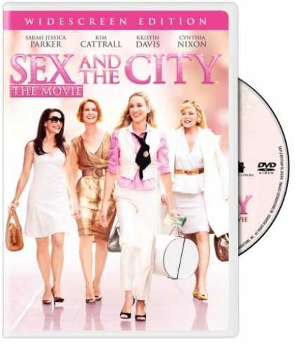 Bestselling Movies (2008) - Sex and the City - The Movie (Widescreen Edition) by Michael Patrick King