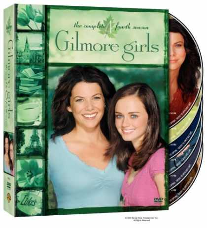 Bestselling Movies (2008) - Gilmore Girls - The Complete Fourth Season by Amy Sherman