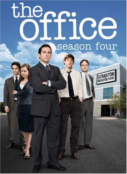 Bestselling Movies (2008) - The Office: Season Four