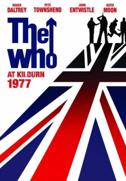 Bestselling Movies (2008) - The Who At Kilburn: 1977