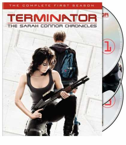Bestselling Movies (2008) - Terminator - The Sarah Connor Chronicles - The Complete First Season